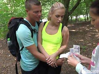 Fitness pussy likes money