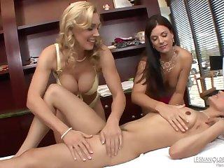 Older Women Hanker Young Girls #03 Scene 5