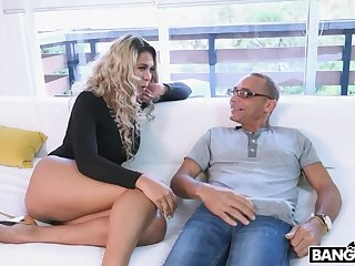 Venezuelan anal hole is stretched with socking sulky phallus