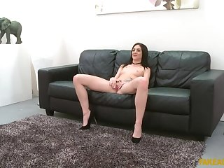 German Babe Wants to Try Porn