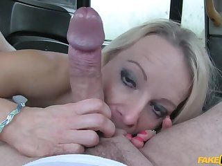 Sexy Pest MILF in Knee High Boots