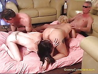 Teaching our Grand daughter to FUCK
