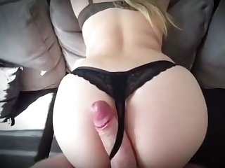 Step mom fucked guestimated through malicious thongs by step son