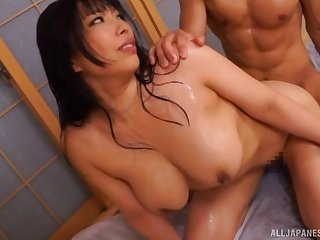 Wholeness about strong orgasm is very welcome for Nozomi Mikimoto