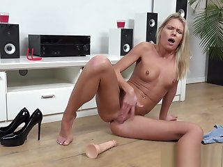 Claudia Macc - Wet and Horny