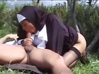 Unrighteous Sister Karina White Outdoor Sex