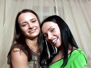 TeenModels - Stella & Sasha - No way Jos� Olive Jars