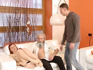 Padre pain his father came closer to her coupled with embarked to